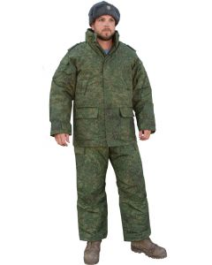 Russian Military 2 Piece Winter Suit