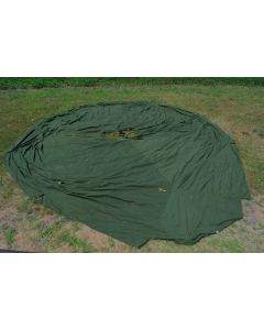 Swedish Military Patrol Tent Sheet