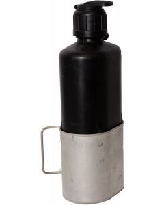 Swiss Military M84 Canteen with Cup, 2 Pack