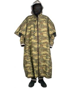 Turkish Military Reversible Poncho Set
