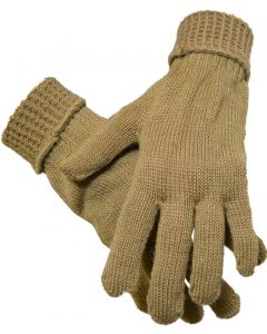 U.S. G.I. 100% Wool Glove Inserts, 2 Pack