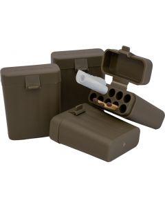 U.S. G.I. Blasting Cap Stash Box, 4 Pack
