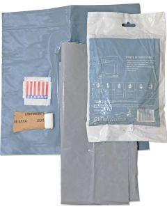 U.S. G.I. GO Anywhere Sanitary Toilet Kit Bags, 10 Pack