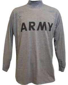 U.S. G.I. Long Sleeve Army Training Shirt