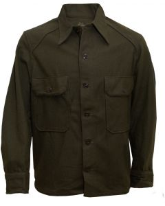U.S. G.I. Vintage Wool Field Shirt