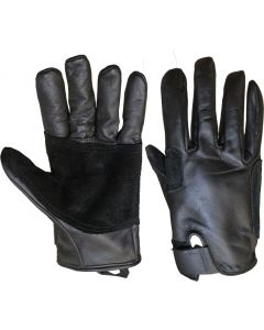 U.S. G.I. Water Repellent Leather Utility Gloves
