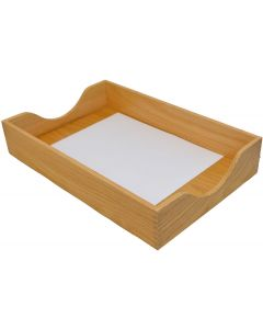 U.S. G.I. Wooden Desk Tray