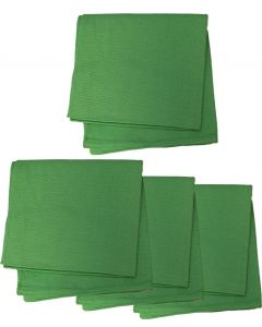 Vibrant Hungarian Military Hand Towels, 4 Pack