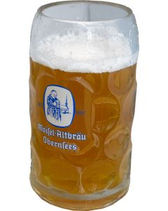 Vintage German Oktoberfest Beer Mug, 2 Pack