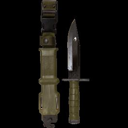 U S  G I  M9 Bayonet with Scabbard, Tri Technologies, Unused