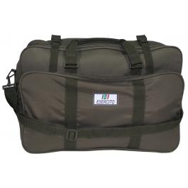 Italian Military Oversized Shoulder Bag
