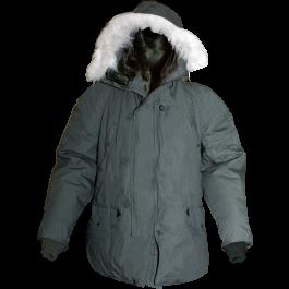 Military Arctic Parka
