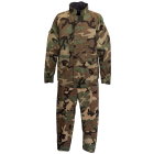U.S. G.I. 2 Piece Charcoal Lined Chemical Protective Camouflage Suit