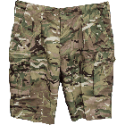 British Military Shorts, MTP Camo