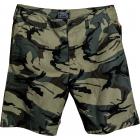 Men's Backwoods Camouflage Shorts
