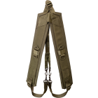 Italian Military Padded Y Suspenders
