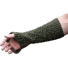 Dutch Military Wool Wrist Warmer, 2 Pack