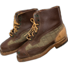 Swedish Military WWII Era Mountain Boots