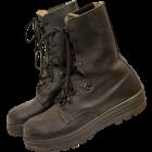 Swiss Military Leather Waterproof Combat Boots-11 Regular