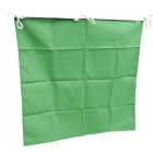 U.S. G.I. Green Signal Flag, 10 Pack