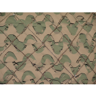 Military Style Camo Netting, Large