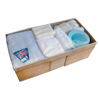 Swedish Military Civil Defense Infant Care Supply Bundle