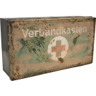 German Army WWII First Aid Kit Box