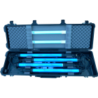 U.S. G.I. EMI Hardened Fluorescent Light Kit with Transport Case