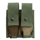 U.S. G.I. MOLLE II 40mm Pyrotechnic Double Pouch, 3 Pack