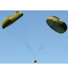 Parachute, 100 ft., USGI, Inspected
