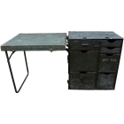 U.S. G.I. Field Desk, Used Grade 2