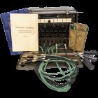 Vintage Polish Military Switchboard