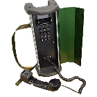 Swedish Military New Style Ericsson Field Phone
