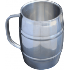 Stainless Steel Mug, Double Walled