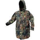 German Military Wet Weather Jacket, Used
