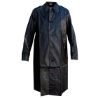 Swedish Military Waterproof Trench Coat