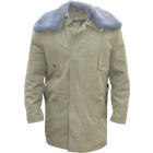 Czech Border Police Cadet Waterproof Parka