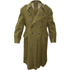 Romanian Military Wool Trench Coat