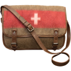 Swiss Military Blanket Messenger Bag