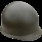 Belgian Military M1 Helmet