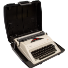 Swedish Military Olympia Carina 2 Manual Typewriter
