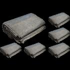 Deluxe Disaster Blanket, 6 Pack