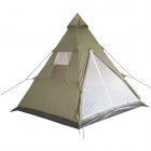 TeePee Style Camping Tent, 3 Person