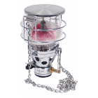 Mini Stainless Steel Portable Gas Camping Lamp