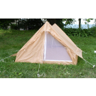 Tan Troop Tent, Like New Condition