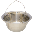 Hungarian Stainless Steel Cook Pot