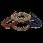 Survival Paracord Bracelet, 2 Pack