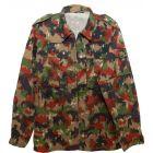 Swiss M83 Alpenflage Field Jacket