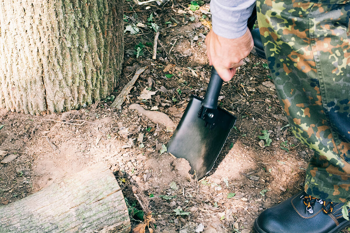 The Best Next Generation Entrenching Tool