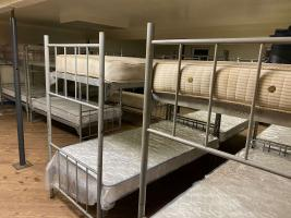 The Most Durable Bed Ever Made: U.S. Military Bunkable Bed